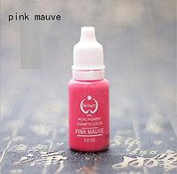Пигмент Bio Touch Pink Mauve для тату, татуажа (перманентного макияжа), фото 1