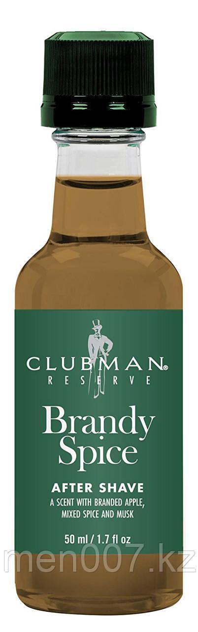 Clubman Brandy Spice (Лосьон-одеколон после бритья) 50 мл