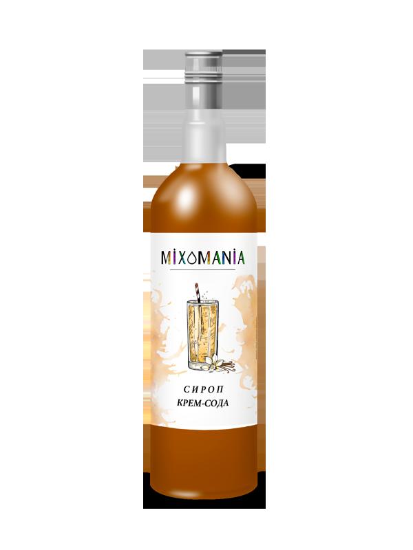 Сироп «Крем-Сода»