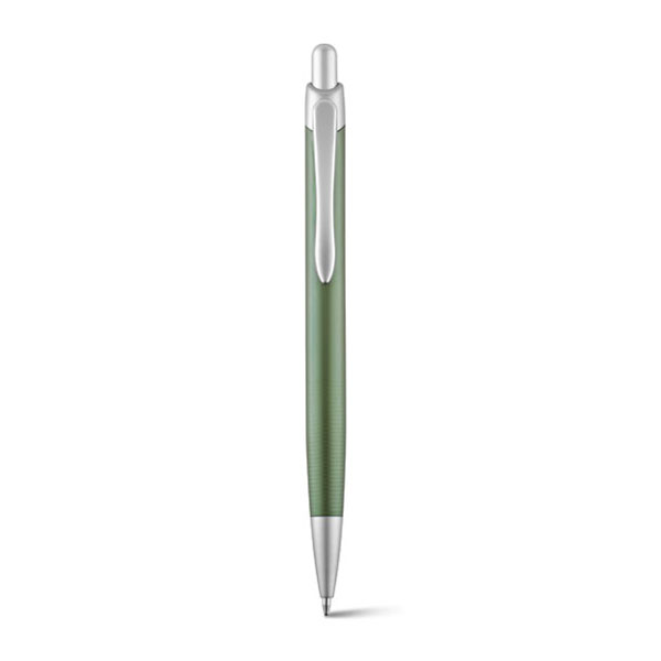 Шариковая ручка Lyro алюминь. зеленый