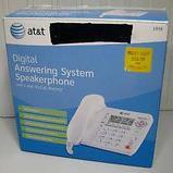 Стационарный проводной телефон  из Америки AT&T 1856 (определитель номера,автоответчик), фото 2