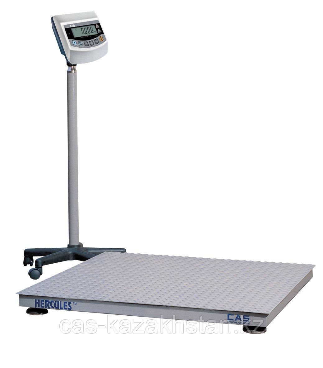 Низко профильные платформенные весы Геркулес HFS 1 (1200x1500)