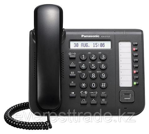 Телефон системный Panasonic KX-DT521, фото 2