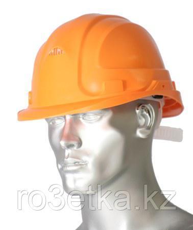 """Каска защитная """"ЩИТ"""" оранжевая"""