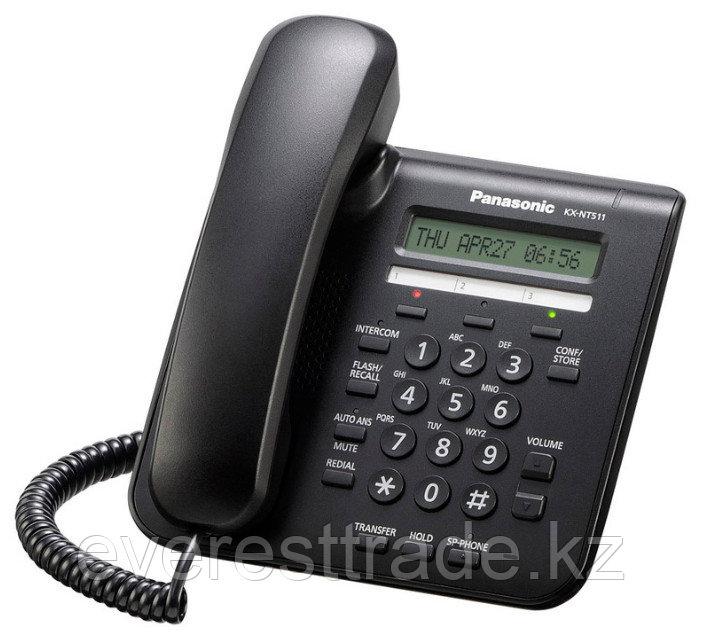 Телефон системный Panasonic KX-NT511P