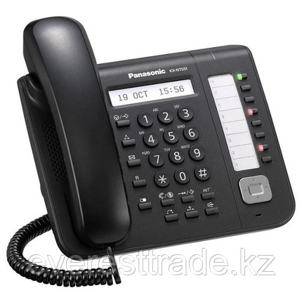Телефон системный Panasonic KX-NT551, фото 2