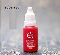 Пигмент Bio Touch Rose Red для перманентного макияжа