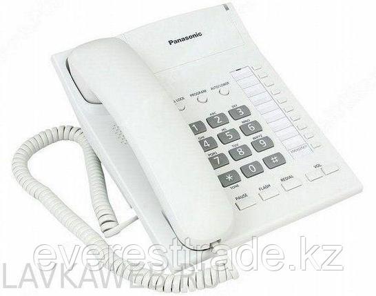 Телефон проводной Panasonic KX-TS2382 RUW, фото 2