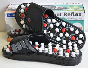 Массажные тапочки Foot Reflex