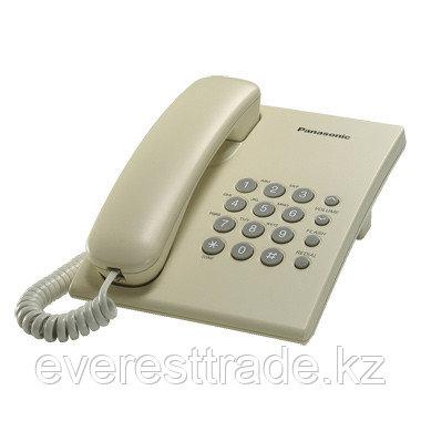 Телефон проводной Panasonic KX-TS2350 RUW, фото 2