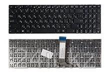 Клавиатура для ноутбука Asus X502, RU, черная