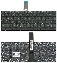 Клавиатура для ноутбука Asus N46, RU, черная