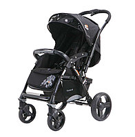 Детская прогулочная коляска Quatro Monza (10 черный), фото 1