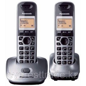 Телефон беспроводной Panasonic KX-TG2512, фото 2