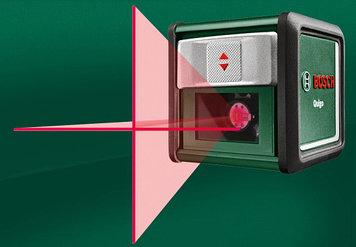 Лазерный уровень BOSCH Quigo