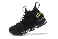 """Баскетбольные кроссовки Nikе LeBron XV (15) """"EQUALITY"""" Black (40-46), фото 3"""