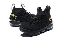 """Баскетбольные кроссовки Nikе LeBron XV (15) """"EQUALITY"""" Black (40-46), фото 4"""