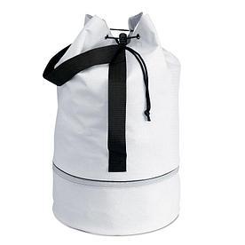 Рюкзак мешок белый