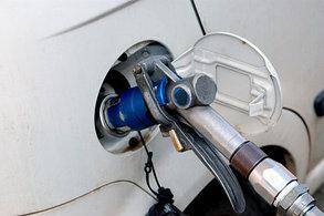 Заправка автомобилей сжиженным газом