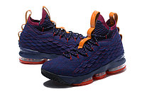 "Баскетбольные кроссовки Nike LeBron XV (15) ""Cleveland Cavaliers"" (40-46), фото 2"