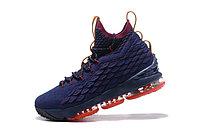"Баскетбольные кроссовки Nike LeBron XV (15) ""Cleveland Cavaliers"" (40-46), фото 4"