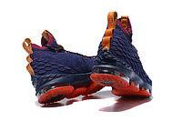 "Баскетбольные кроссовки Nike LeBron XV (15) ""Cleveland Cavaliers"" (40-46), фото 5"