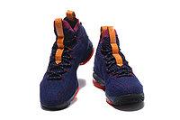 "Баскетбольные кроссовки Nike LeBron XV (15) ""Cleveland Cavaliers"" (40-46), фото 6"