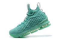 """Баскетбольные кроссовки Nike LeBron XV (15) """"Mint"""" (40-46), фото 2"""