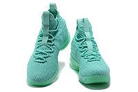 """Баскетбольные кроссовки Nike LeBron XV (15) """"Mint"""" (40-46), фото 4"""