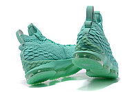 """Баскетбольные кроссовки Nike LeBron XV (15) """"Mint"""" (40-46), фото 5"""
