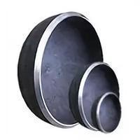 Заглушка стальная эллиптическая приварная Ду108
