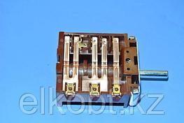 Переключатель электроплиты 5-позиций 5 гр. контактов