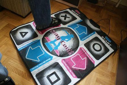Танцевальный коврик DANCE MAT, фото 2