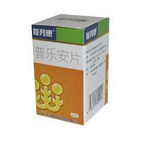 Таблетки от простатита Пу Лэ Ань Пянь (Pu Le An Pian), фото 1