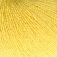 Пряжа 'Baby Wool' 20 кашемир, 40 меринос. шерсть, 40 акрил 175м/50гр (833 жёлтый) (комплект из 5 шт.)