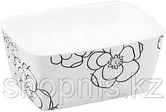 Мыльница Белый цветок BPO-0307D