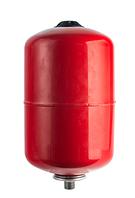 STH-0004-000018 Stout расширительный бак на отопление 18л (красный)