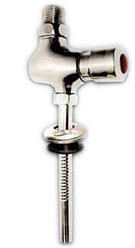 Кран для писсуара кнопка прямой хром HAOHUA СУ-02094