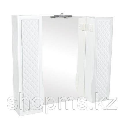 Зеркало AQUARODOS Родорс 100 - шкаф настенный с зеркалом с подсветкой ANDREA, фото 2