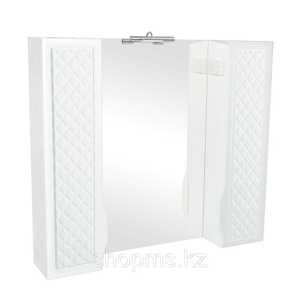 Зеркало AQUARODOS Родорс 100 - шкаф настенный с зеркалом с подсветкой ANDREA