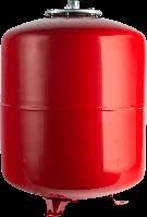 STH-0006-000024 Stout расширительный бак на отопление 24л (красный)