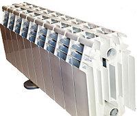 Радиатор алюминиевый GLOBAL GL 350/80/D (10 сек.)