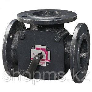 Клапан ESBE регулирующий поворотный 3F80 KVS150, фото 2
