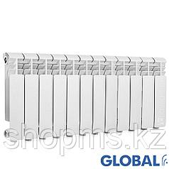 Радиатор алюминиевый GLOBAL ISEO 350 (1 сек.)