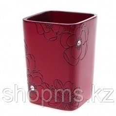 Стакан Красный цветок BPO-0308C   ***