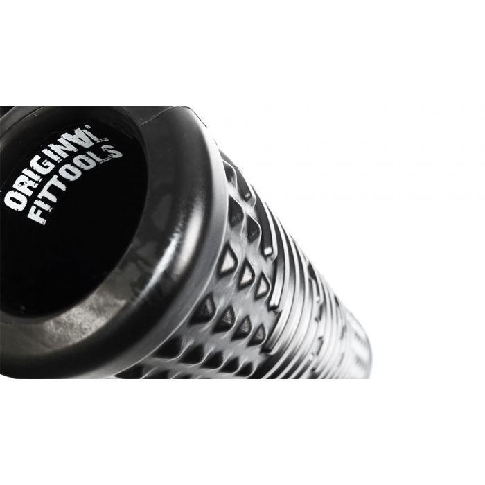 Цилиндр массажный 45х12,7 см черный