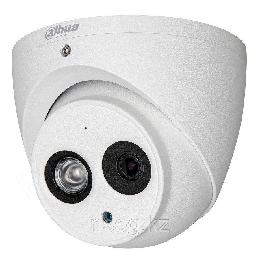 Dahua HAC-HDW1100EMP-S3 - 0360B 1Мп купольная HD-CVI камера с ИК-подсветкой до 50м.