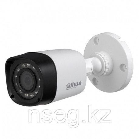1Мп цилиндрическая HD-CVI камера с ИК-подсветкой до 20м. Dahua HAC-HFW1000RMP-0280B-S3