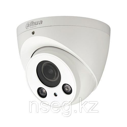4Мп купольная HD-CVI камера с ИК-подсветкой до 60м. Dahua HAC-HDW2401RP-Z