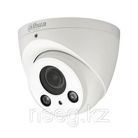 4Мп купольная HD-CVI камера с ИК-подсветкой до 60м. Dahua HAC-HDW2401RP-Z, фото 2